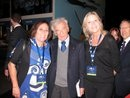 Viviane Teitelbaum, Elie Wiesel, Corinne De Permentier à Ottawa