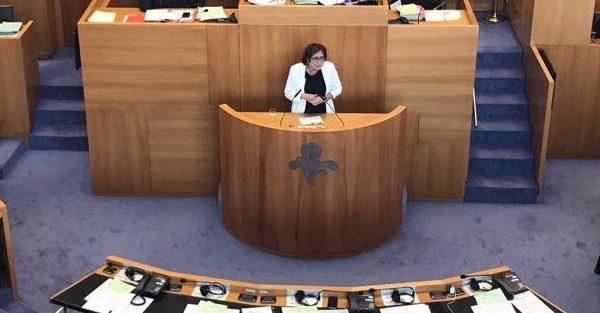 indignation sélective au parlement bruxellois