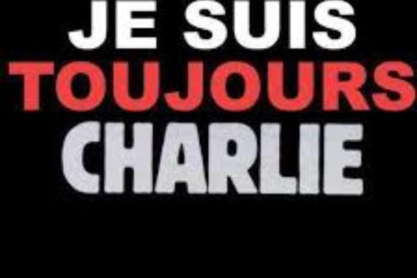 #ToujoursCharlie